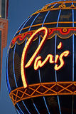 Las Vegas Strips, Nevada, USA Stock Photos