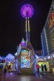 Las Vegas Swarovski Stock Image