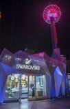 Las Vegas Swarovski Royalty Free Stock Images