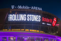 Las Vegas T-Mobile arena Stock Images