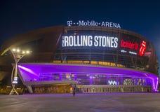 Las Vegas T-Mobile arena Stock Photos