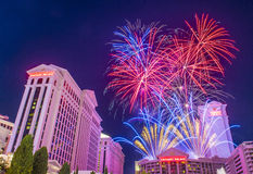 Las Vegas 4th of July Stock Images