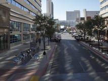 N 3rd Street, Las Vegas, USA Stock Photos