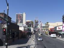 Fremont Street, Las Vegas, USA Royalty Free Stock Photos