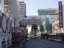 Fremont Street, Las Vegas, USA Royalty Free Stock Photography