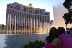 Las Vegas Tourism Stock Photos