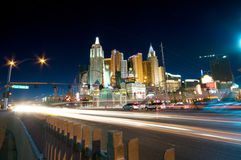 Las Vegas traffic Stock Photos