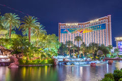 Las Vegas  Treasure Island Royalty Free Stock Image