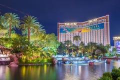 Las Vegas  Treasure Island Royalty Free Stock Image