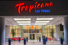 Las Vegas , Tropicana Royalty Free Stock Images