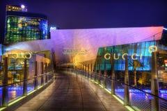 Las Vegas, U.S.A. - dodicesimo dell'aprile 2013: Centro commerciale Fotografia Stock Libera da Diritti