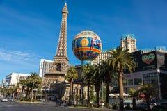 Las Vegas ulica przy dniem Zdjęcie Stock