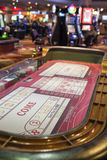 Las Vegas- USA, July, 4,2014: Stratosphere Gaming Tables in Las Stock Photos