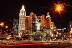 Las Vegas USA royalty free stock images