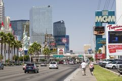 MGM Resorts International royalty free stock photography