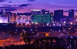 Las Vegas - Vages Streifen Stockfotos