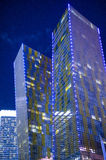 Las Vegas Veer Towers Royalty Free Stock Photography