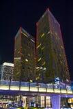 Las Vegas Veer Towers Stock Photography