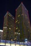 Las Vegas Veer Towers Royalty Free Stock Images
