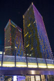 Las Vegas Veer Towers Royalty Free Stock Photos