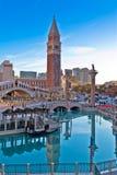 Las Vegas veneciano imagenes de archivo