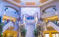 Las Vegas, Venetiaans hotel Stock Foto