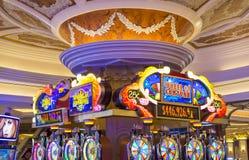 Las Vegas, Venetiaans hotel Stock Fotografie