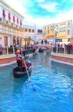 Las Vegas, Venetiaans hotel Royalty-vrije Stock Afbeelding