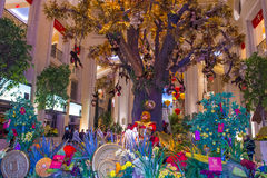 Las Vegas , Venetian Chinese New Year Royalty Free Stock Photography