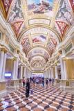 Las Vegas  Venetian hotel Stock Image