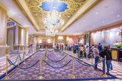 Las Vegas  Venetian hotel Stock Photography