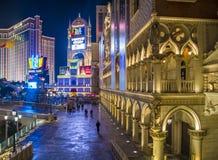Las Vegas , Venetian hotel Royalty Free Stock Images