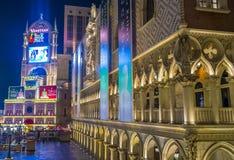 Las Vegas , Venetian hotel Royalty Free Stock Image