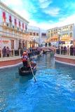 Las Vegas , Venetian hotel Stock Images
