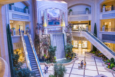 Las Vegas , Venetian hotel Stock Photo