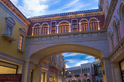 Las Vegas , Venetian hotel Stock Photos