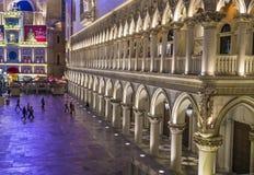 Las Vegas , Venetian hotel Stock Image