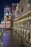 Las Vegas , Venetian hotel Royalty Free Stock Photography