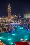 Las Vegas , Venetian hotel Royalty Free Stock Photos