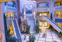 Las Vegas Venetian hotell Arkivfoto