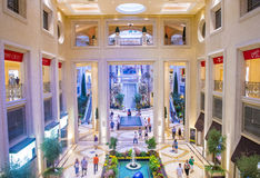 Las Vegas Venetian hotell Royaltyfri Foto