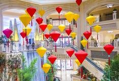 Las Vegas Venetian kinesiskt nytt år Arkivbilder