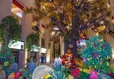 Las Vegas, venetianisches Chinesisches Neujahrsfest Stockbild