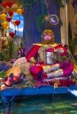 Las Vegas, venetianisches Chinesisches Neujahrsfest Stockfoto