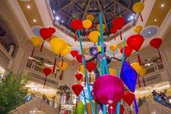 Las Vegas, venetianisches Chinesisches Neujahrsfest Stockfotografie