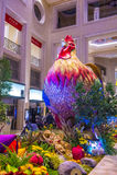 Las Vegas, venetianisches Chinesisches Neujahrsfest Lizenzfreies Stockbild