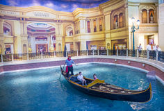 Las Vegas, venetianisches Hotel Lizenzfreie Stockbilder