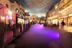 Las Vegas veneziana Immagini Stock