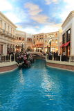 Las Vegas veneziana Fotografia Stock Libera da Diritti