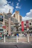 Las Vegas veneziana Immagine Stock